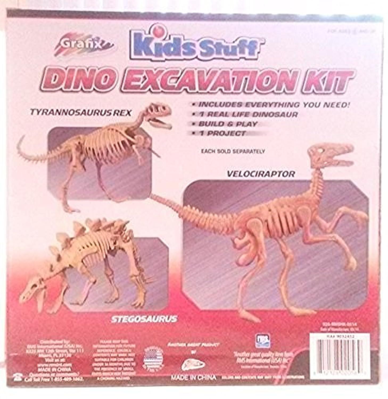 [グラフィックス]Grafix Dino Excavation Kit [並行輸入品]