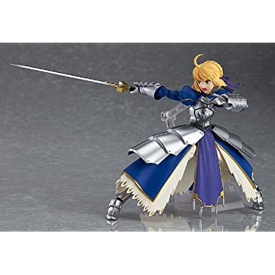 figma Fate/stay night セイバー 2.0 ノンスケール ABS&PVC製 塗装済み可動フィギュア