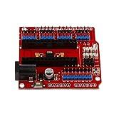 ノーブランド品  Arduino Nanoプロトタイプシールド I / O 拡張ボード 拡張モジュール