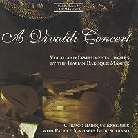 VIVALDI: Vocal and Instrumental Works