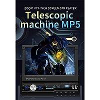 XIYI ナビゲーションTelescopic MP5プラグインカードGPS MP4プレーヤー T100G