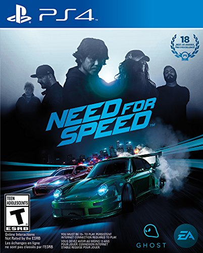 Need for Speed (輸入版:北米) - PS4