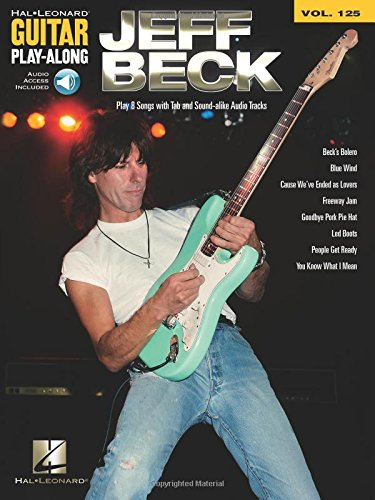 Jeff Beck (Guitar Play-along)