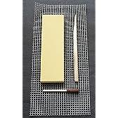 大切なカービングナイフをご自分で砥げる、フルーツ・ベジタブル・ソープカービングナイフ用砥石セット