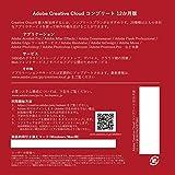 Adobe Creative Cloud コンプリート|12か月版|Windows/Mac対応|パッケージ(カード)コード版 画像