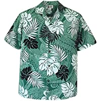 Aloha Republic Limited Tapa Tattoo Hawaiian Shirt Made in Honolulu Hawaii USA