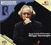 9 Symphonies by LUDWIG VAN BEETHOVEN (2011-10-25)