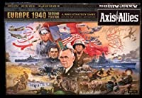 Axis and Allies Europe 1940 Second Edition Board Game [並行輸入品]