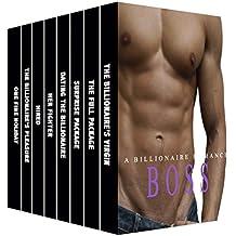 The Boss: A Billionaire Romance Collection