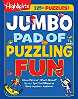 Jumbo Pad of Puzzling Fun (Highlights™ Jumbo Books & Pads)