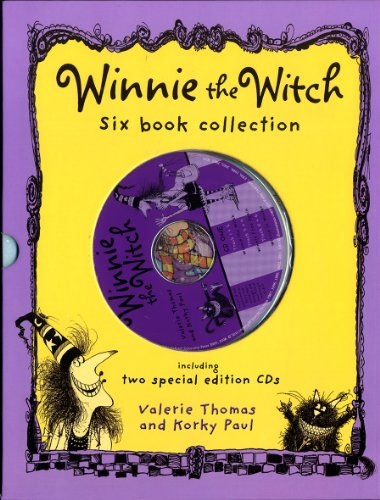 Winnie the Witchの詳細を見る