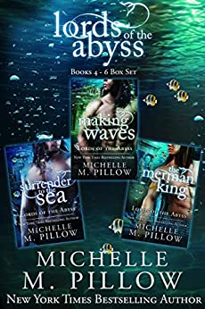 Lords of the Abyss Books 4 - 6 (Box Set) by [Pillow, Michelle M.]