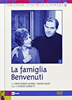 La Famiglia Benvenuti - Stagione 01 (3 Dvd) [Italian Edition]