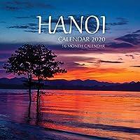 Hanoi Calendar 2020: 16 Month Calendar