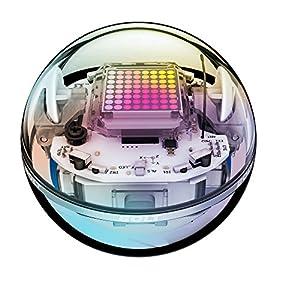Sphero BOLT(ボルト) プログラミングロボット/ STEM / ゲーム / LEDマトリックス搭載【日本正規代理店品】