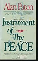 INSTRUMNT OF THY PEACE