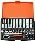 BAHCO ディープソケット レンチセット 37ピース  SL25L