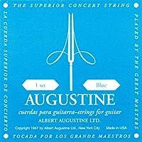 AUGUSTINE/オーガスチン BLUE Set×2セット ナイロン弦