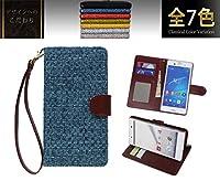 「kaupili」 GALAXY S5 ACTIVE (SC-02G) ケース 鏡/ミラー付き カード収納 スタンド機能 手帳型 お財布機能付き 化粧鏡付き