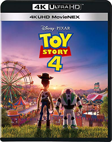 トイ・ストーリー4 4K UHD MovieNEX [4K ULTRA HD+ブルーレイ+デジタルコピー+MovieNEXワールド] [Blu-ray]
