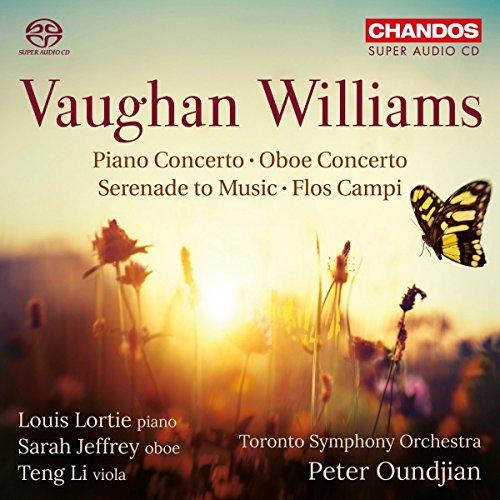 Williams: Piano Concerto/Oboe