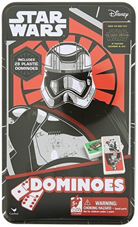 Star Wars Episode 7 The Force Awakens Dominoes Game - 28 Pack Plastic Dominoes [並行輸入品]