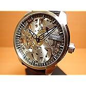 ティソ 腕時計 TISSOT 創業160周年記念モデル T-コンプリカシオン スケレッテ フルスケルトン T0704051641100