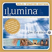 Ilumina: Live the Bible: The World's First Digitally Animated Bible and Encyclopedia Suite Gold Starter Edition [並行輸入品]