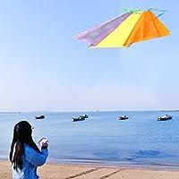 オリーブus-softポケット折りたたみ式Kite fun子アウトドアスポーツ子供おもちゃギフトAir Fly