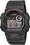 [カシオ] 腕時計 スタンダード W-735H-8AJF グレー