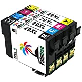 Palmtree Compatible Epson 29XL 29 Ink Cartridges For Epson Expression Home XP-235 XP-432 Printer