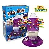Tricky Sticks Fun Ker-Plunk Marble Game, Fun Family Plunk Play Set. [並行輸入品]