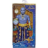 "DISNEY Aladdin -  Singing Genie Doll, inspired by Blue Genie in Disney's Aladdin Live-Action Movie, Sings ""Friend Like Me"" - Kids Toys - Ages 3+"