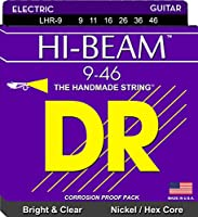 DR HI-BEAM エレキギター弦 DR-LHR9