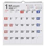 能率 NOLTY 2020年 カレンダー 壁掛け 29 A3変型 C119 AZ