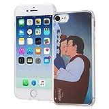 iPhone 7 ケース ディズニー 名場面シリーズ TPUケース+背面パネル / 白雪姫8
