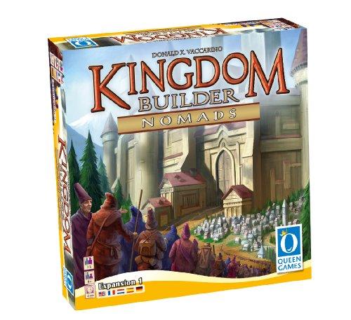 キングダムビルダー拡張セット 遊牧民 (Kingdom Builder: 1. Erw. Nomads) ボードゲーム