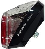 Panasonic(パナソニック) LEDかしこいテールライト SKR602 ブラック