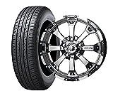 サマータイヤ・ホイール 1本セット 16インチ DUNLOP(ダンロップ) GRANDTREK PT3 215/65R16 + MKW(エムケーダブリュ)