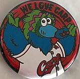 広島カープ「スライリー We Love CARP」缶バッチ