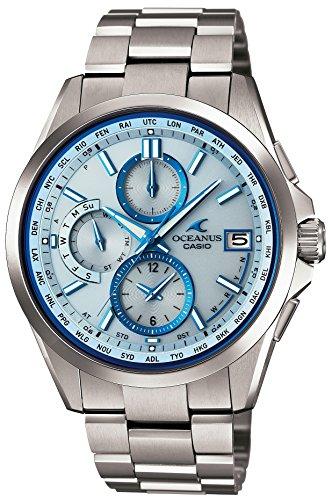 [カシオ]CASIO 腕時計 オシアナス クラシックライン 電波ソーラー OCW-T2600-2AJF メンズ