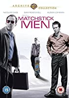 Matchstick Men [DVD]