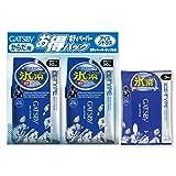 【まとめ買い】GATSBY (ギャツビー) ボディペーパー アイスシトラス徳用30枚×2個パックサンプル付(医薬部外品)