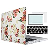 tojia Macbook Air Pro Retinaハードケースキーボードカバーscreenshell Macbook Pro 15 with Retina display