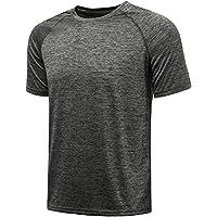 コンプレックス(KomPrexx) スポーツシャツ メンズ ドライフィット 5.5オンス 吸汗速乾 トレーニングウェア M2T