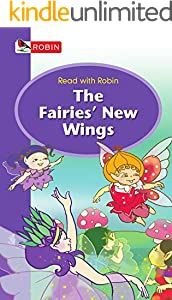 Read with Robin 13 - The Fairies' New Wings (English Edition)