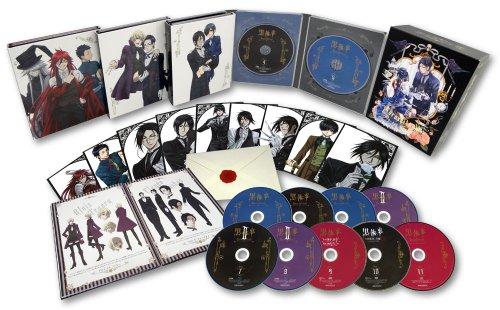 「黒執事」Blu-ray Disc BOX(完全生産限定版)...