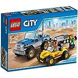 レゴ (LEGO) シティ デューンバギートレーラー 60082