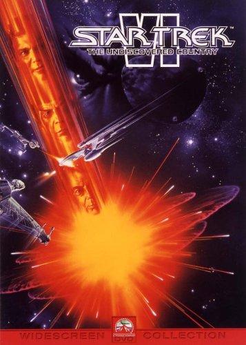 スター・トレック6 未知の世界 [DVD]の詳細を見る