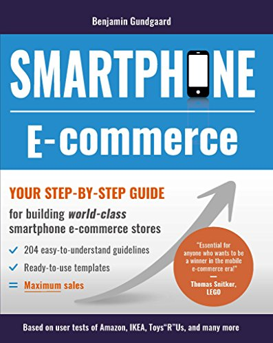 Smartphone E-commerce: Your step-by-step guide for building world-class smartphone e-commerce stores (English Edition)